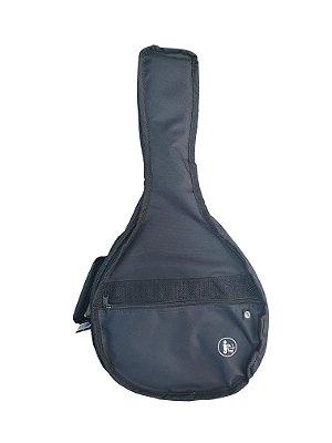 Capa Banjo Extra Luxo Acolchoada Nylon 600 JPG