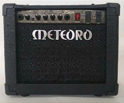 Amplificador Guitarra Meteoro Space Junior 35GS 35W- Bivolt Manual