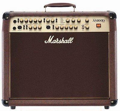 Amplificador Violão Marshall AS100D 100w 110V