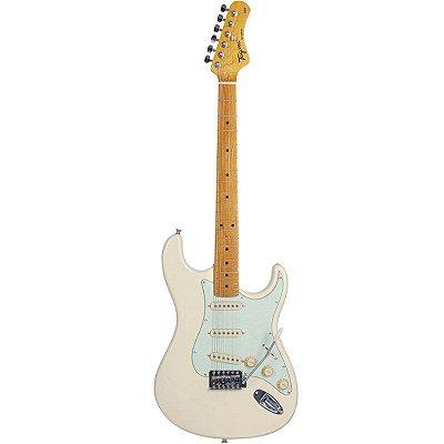 Guitarra Tagima Woodstock TG-530 Olympic White