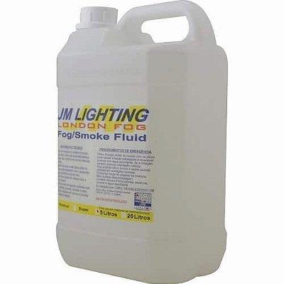 Líquido De Fumaça JM Lighting 5L Mega - Aromas Diversos