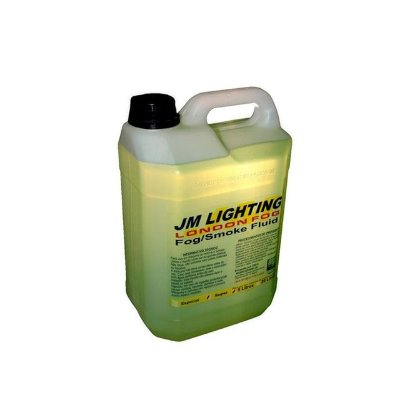 Líquido De Fumaça JM Lighting 5L Super - Aromas Diversos