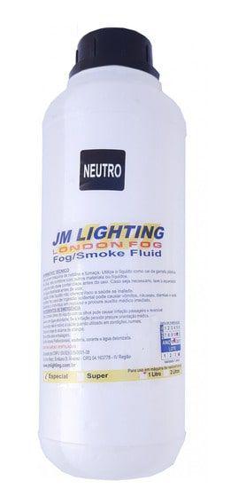 Líquido De Fumaça JM Lighting 1L Mega - Aromas Diversos