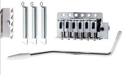 Ponte Trêmolo Completa Para Guitarra Strato Strinberg BS008CR
