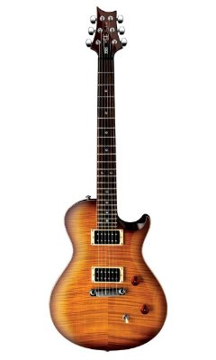 Guitarra PRS SE Singlecut TS Tobacco Sunburst Tremolo com Bag
