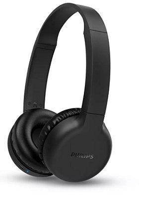 Fone de Ouvido Philips TAH1205 Bluetooth Preto