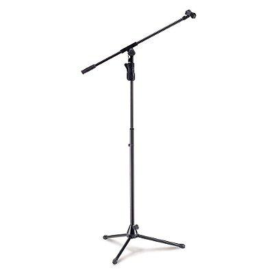 Pedestal Microfone Hercules Boom Girafa MS-631B