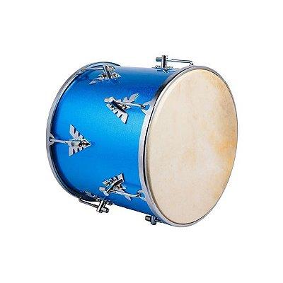 "Repique De Anel Phoenix 30x12"" Azul Celeste"
