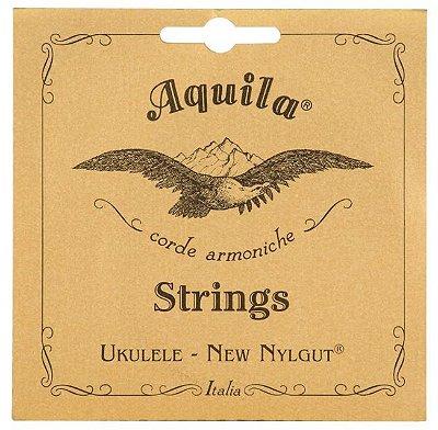 Encordoamento Ukulele Aquila New Nylgut Soprano High G
