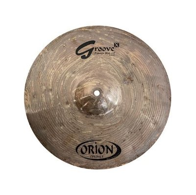 """Prato Orion Groove Power Hat Chimbal 13"""" GX13HH"""