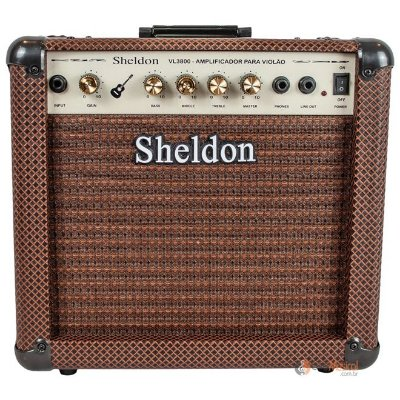 Amplificador Violão Sheldon VL3800 40W