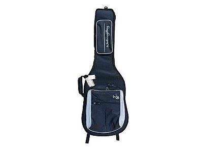 Capa Bag Guitarra Working Bag Prime Cinza