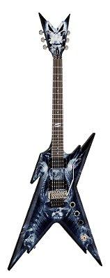 Guitarra Dean Dimebag Razorback X Ray