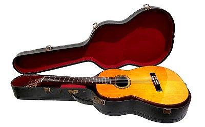 Violão Acústico Luthier Argentino Antonio Lagos Nylon - Semi Novo