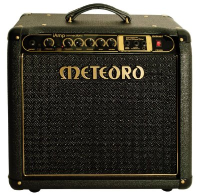 Amplificador Guitarra Meteoro I Amp Connections 50W RMS - Bivolt Manual