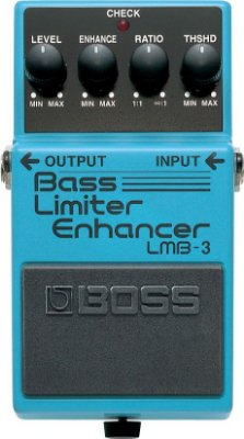 Pedal Boss LMB-3 Bass Limiter/Enhancer