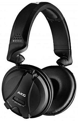 Fone de Ouvido Profissional DJ Referência AKG K181 Ultimate Edition