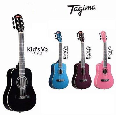 Violão Acústico Infantil Tagima Kids V-2