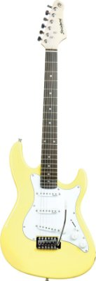 Guitarra Strinberg EGS-216 Ivory
