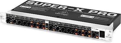 Crossover Behringer Super-X Pro CX-3400