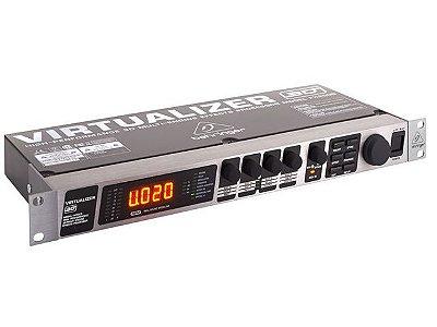 Processador de Efeitos Behringer Virtualizer 3D FX-2000