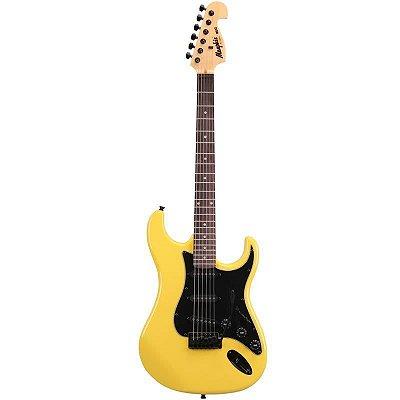 Guitarra Tagima Memphis Strato MG 32 AN Amarelo Neon
