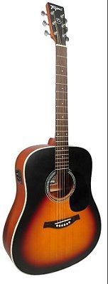 Violão Eletroacústico Folk Tagima Woodstock TW-25