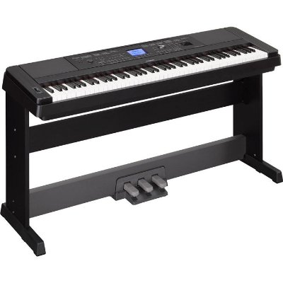 Piano Digital Yamaha DGX-660, 88 teclas