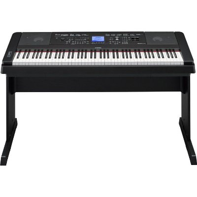 Piano Digital Yamaha DGX-660, 88 teclas com toque de piano