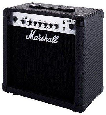 Amplificador Guitarra Marshall MG-15 CFR Carbon Fiber 15W