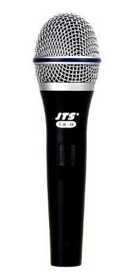 Microfone com fio JTS TX-8