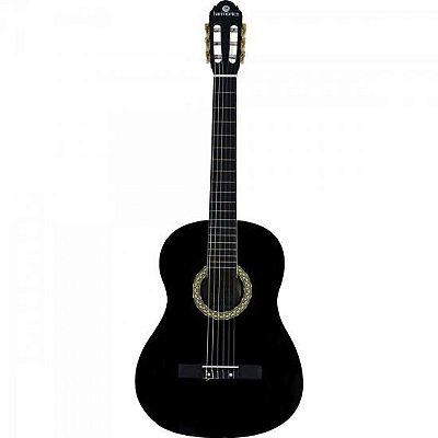 Violão Acústico Harmonics GC-10 Nylon Preto