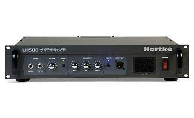 Cabeçote Amplificador Para Baixo LH 500 Hartke 500W