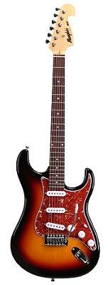 Guitarra Tagima Memphis Strato MG 32 SB Sunburst