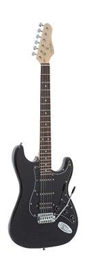 Guitarra Giannini Strato G-101 Preta