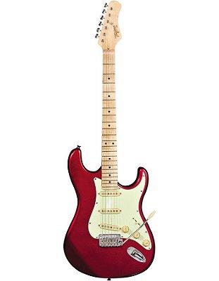 Guitarra Tagima T635 Classic Strato Vermelho Metálico