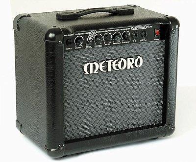 Amplificador Guitarra Meteoro Nitrous Drive NG-15 15W RMS - Bivolt Manual