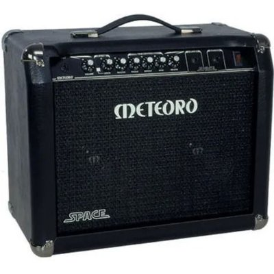 Amplificador Guitarra Meteoro Space 50W RMS Seminovo - Bivolt Manual