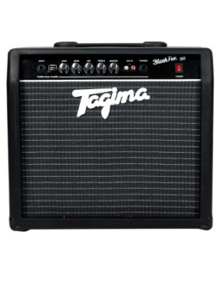 Amplificador Guitarra Tagima Black Fox 50 50W