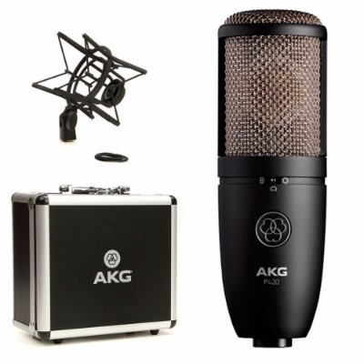 Microfone AKG Perception Condensador P420