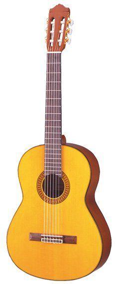 Violão Acústico Yamaha Clássico Nylon C80 II Natural