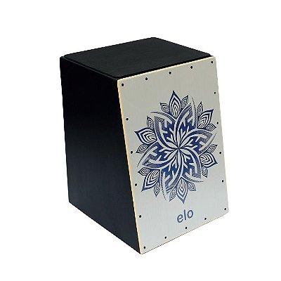 Cajon Acústico C. Percussion Elo EL-119