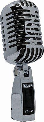 Microfone CSR Vintage 54