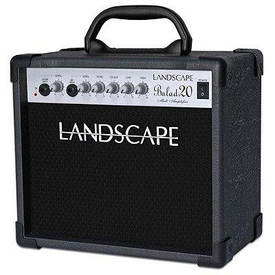 Amplificador Violão Voz Landscape Balad BLD20 20W - Bivolt