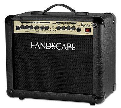 Amplificador Guitarra Landscape Predator PDT-20 TRIEFX 20W