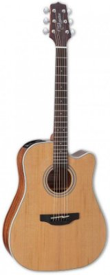 Violão Eletroacústico Takamine Dreadnought GD20CE Natural Fosco