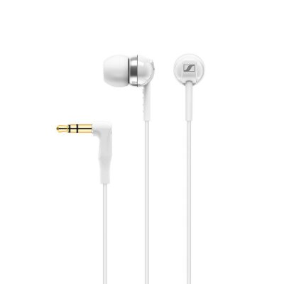Fone de Ouvido In-Ear Sennheiser CX-100 Branco