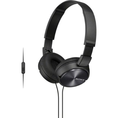 Fone de Ouvido On-Ear Sony MDR-ZX310AP Preto
