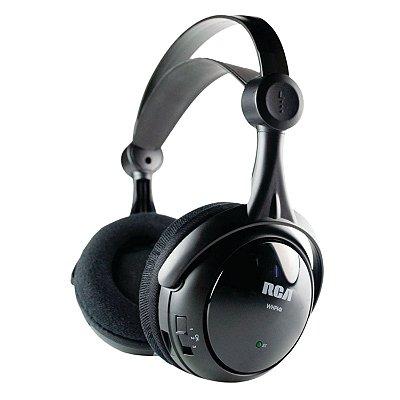 Fone de Ouvido Wireless Over Ear RCA WHP-141B