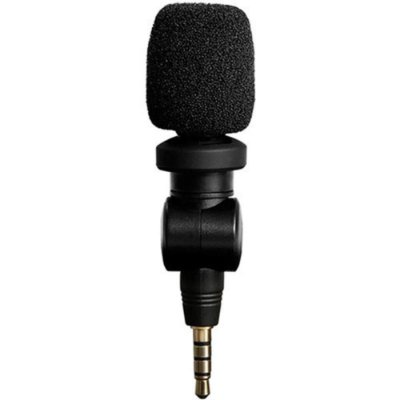 Microfone Saramonic Smartphone Lapela Smartmic  Mini